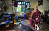 Monks provide hope to people living with HIV