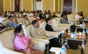Report calls for legal reforms to drive forward HIV response in Myanmar