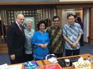 UNAIDS recognizes Indonesia for scaling up HIV testing