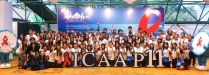 The 11th International Congress on AIDS in Asia and the Pacific (ICAAP11) took place in Bangkok, Thailand from 18-22 November. The Congress welcomed nearly 4000 participants from 80 countries across the region, including hundreds of volunteers who helped ensure the smooth-running of the event.