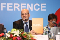 "On the opening day of the Congress, UNAIDS released its 2013 report on HIV in Asia and the Pacific. ""The pace of progress needs to be redoubled to sustain past achievements, drive results and meet global AIDS targets,"" said UNAIDS Director of the Regional Support Team for Asia and the Pacific, Steven Kraus. ""Efforts should be more focused on smart investments in the right places and on programmes to reach the people in greatest need. Communities of people living with HIV and key populations at higher risk must continue to be central to the region's AIDS response-as agents of change"" he said. Credit: UNAIDS/W.Tri-yasakda"