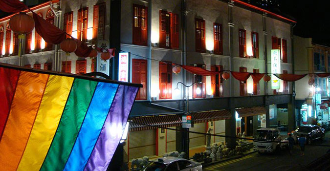Singapore court upholds discriminatory law criminalizing same-sex sexual practices