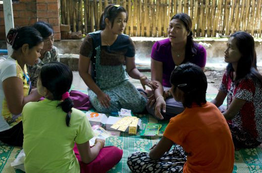 Adapting The Hiv Response To The Changing World Of Sex Work In Myanmar