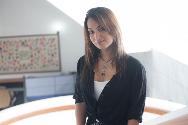 Transgender from Nepal – Manisha