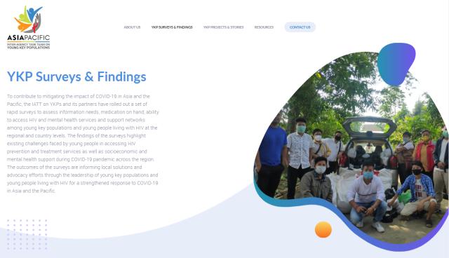 IATT on YKP launch surveys